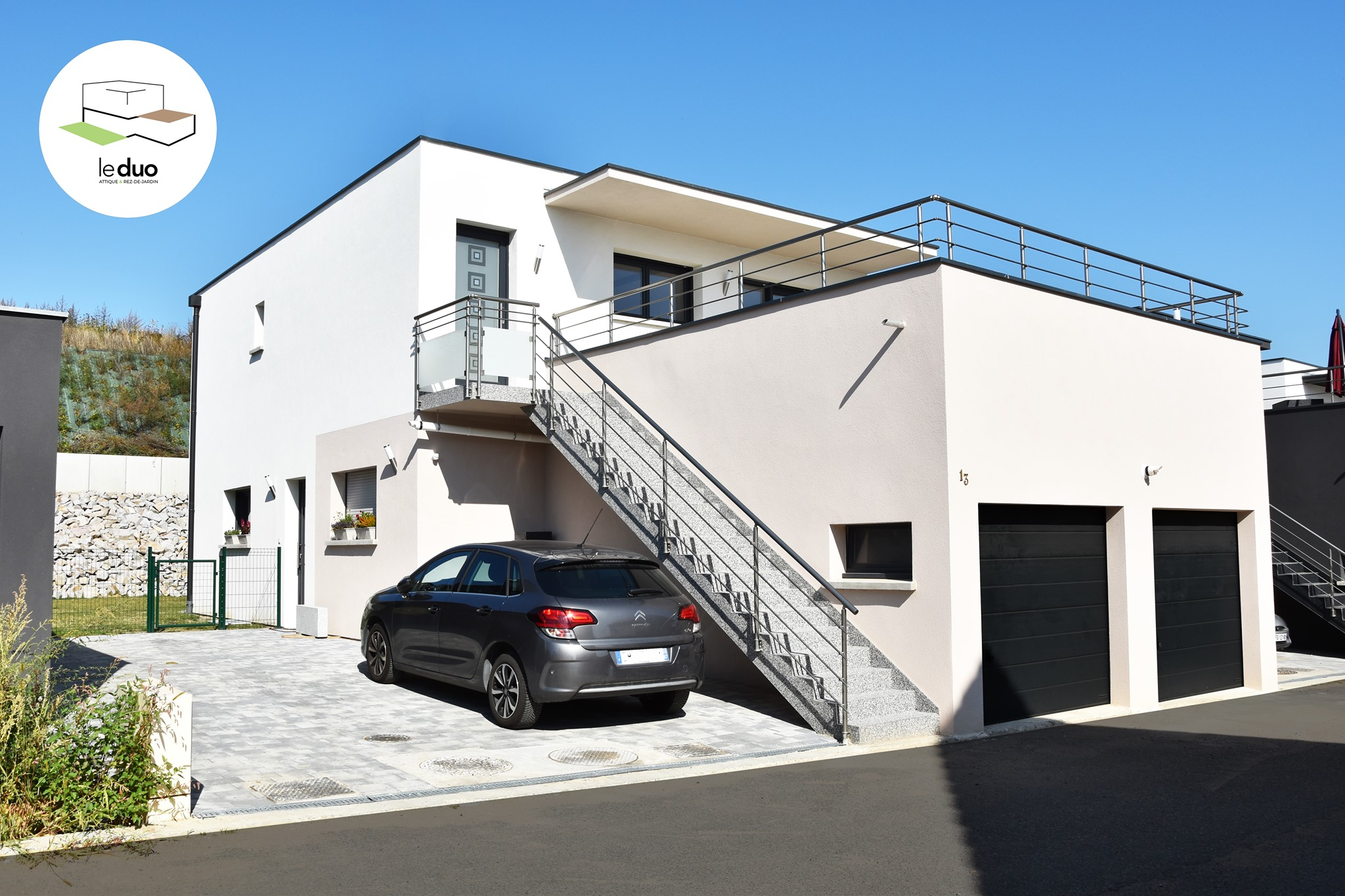 appartement duo alsace