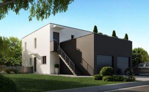 Les avantages du concept d'appartements neufs Le Duo®